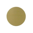 Custom Satin Brass Disc For Engraving (1 1/4