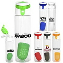 Custom Trendy 24 oz. Bottle with Floating Infuser, 2.75