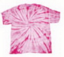 Custom Spider Flamingo Tye Dye Shirts
