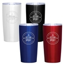 Custom 20 Oz. Venture Stainless Travel Tumbler (Laser), 3.625