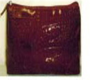 Custom Makeup Bag, 8 3/4