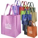 Custom Bolt Shopping Bag (12 1/2