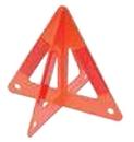 Blank Triangle Warning Reflectors, 10 1/2