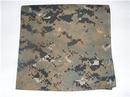 Custom Camouflage Digital Pattern Bandanna 22