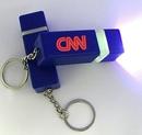 Custom Square/ Cube LED Flashlight with Keychain