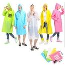 Custom Eco-friendly EVA Raincoat