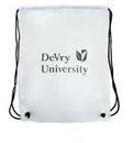 Custom Vinyl Drawstring Backpack