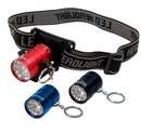 Custom Convertible Headlamp/Flashlight, 1.75
