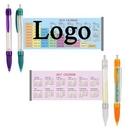 Custom Banner Pen - Promotional, 5.8