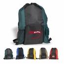 Custom Sports Pack, Islander Drawstring Tote/Backpack In One, 14