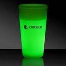 Custom 12 Oz. Green Glow Cup