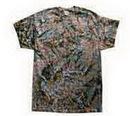 Custom Camo Tye Dye T-shirt