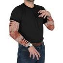 Custom Zombie Bite Party Sleeves