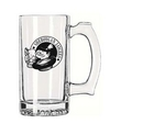 Custom 12.5 Oz. Starburst Bottom Mug, 2 3/4