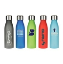 Custom 24oz. Tritan Bottle With Stainless Steel Cap, 9.5