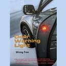 Custom Car Door Safety Warning Flashing Lights, 1.165m Diameter x 0.25m Thick