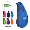 Custom Shoulder Backpack, 16 1/2