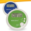 Custom Round Pedometer/Step Counter, 1.25