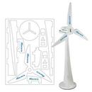 Custom Foam Wind Turbine Puzzle, 16 1/2
