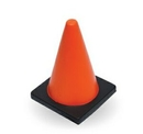 Construction Cone Stress Reliever Squeeze Toy