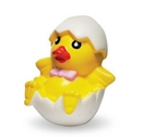 Custom Chicken in Egg Stress Reliever Squeeze Toy
