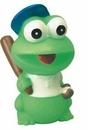 Custom Rubber Baseball Frog