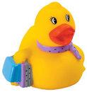 Custom Rubber Shopping Duck