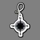 Custom Compass (Directional) Bag Tag