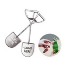 Custom Spade/Shovel Shape Metal Bottle opener, 3.9