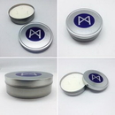 Custom 5.5 oz - 3 Wick - Hand-Mixed-Poured 100 percent Renewable Soy Wax Candle in Travel Tin (Large), 1.25