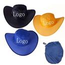 Custom Folded Outdoor Sun Hat, 15