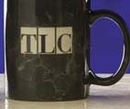 Custom 11 Oz. Black Anchor Ceramic Mug