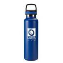 Custom 20 oz. Matterhorn Stainless Steel Bottle, 10 1/2