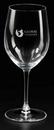 Custom 12 3/8 Oz. Chablis & Chardonnay Wine Glass 2 Piece Set