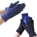 Custom Coral Fleece Touch Screen Gloves, 8