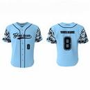 Baseball Uniform Custom Design V Cut Jersey