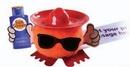 Custom Sombrero, Sunglasses & Sun Cream Weepul