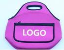 Custom Neoprene Lunch Bag, 11 13/16