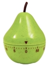 Custom Pear 60 Minute Kitchen Timer