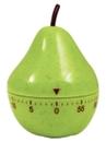 Custom Pear 60 Minute Kitchen Timer