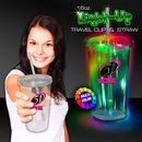 Custom Multi Color LED Travel Cup