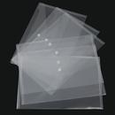 Custom Transparent Document Envelope, 12 3/4