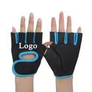 Custom Half Finger Cycling Motorcycle Gloves, 6