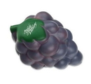 Custom Grapes Stress Reliever/ fruit-shaped stress ball, 3