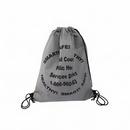 Custom Non-Woven Drawstring Bag- Backpacks, 12 6/10