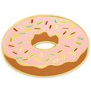 Custom Donut Lapel Pin, 1