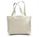Custom Canvas Tote Bag, 18.5