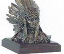 Custom War Bust Sculpture (9