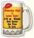 Custom Mug Coaster (3 3/4