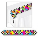 Custom Party Shapes Table Runner, 11